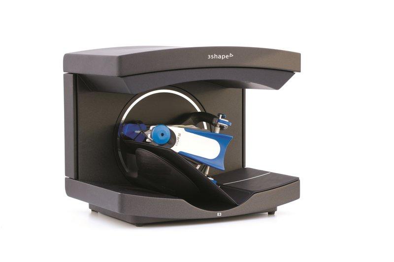 digital services technology scanner for digital dentures